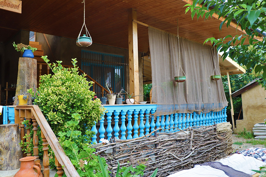 Gileboom ecolodge of Gilan, Iran