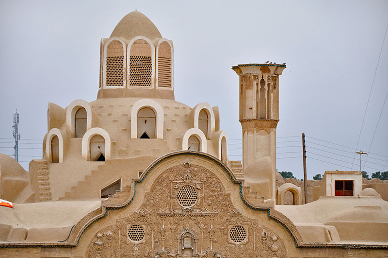 Boroujerdi historic house in Kashan