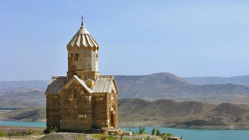 dzordzor chapel on baron dam