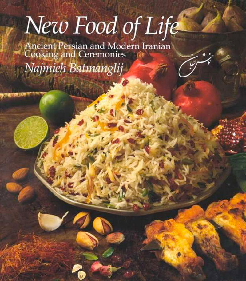 iranian culinary book food of life