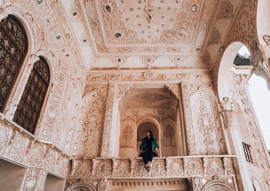 Iranian architecture and culture