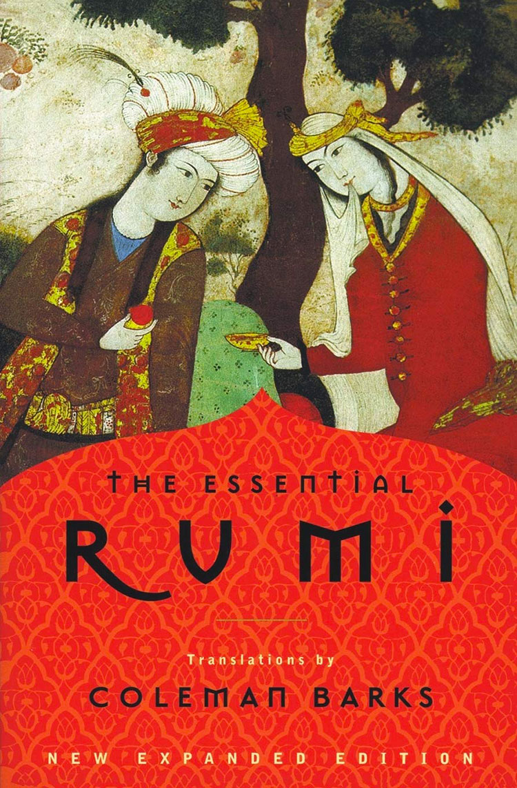 collection of rumi poetry