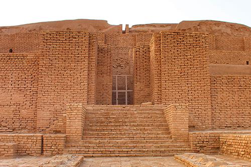 Tchogha Zanbil, a Million Bricks to the Elamite God