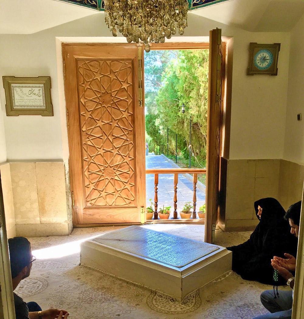 Sheikh Abul Hasan Kharaghani tomb, Kharaghan