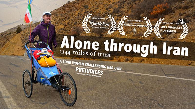 alone through iran documentary film