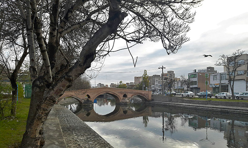 Ardabil historical bridges