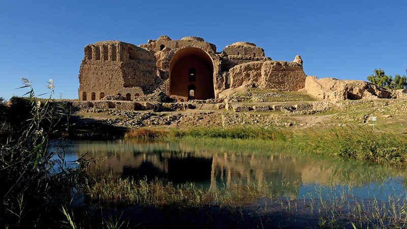 Sassanian archaeological landscape of Fars