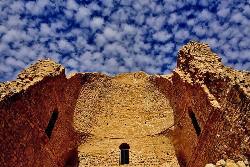 Ardashir I palace, Sassanian king