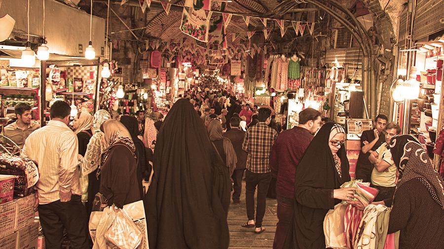 Bazaar, a Gateway into Iranians Ancient Culture