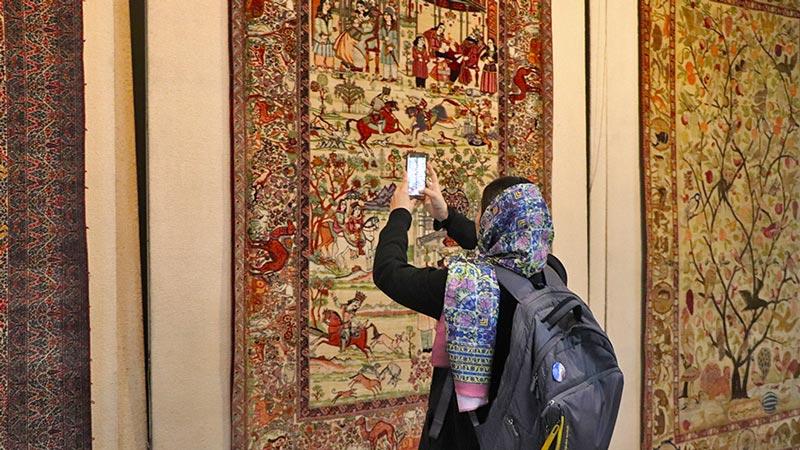 Carpet treasures in carpet museum