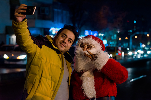 How People Celebrate Christmas Eve in Iran