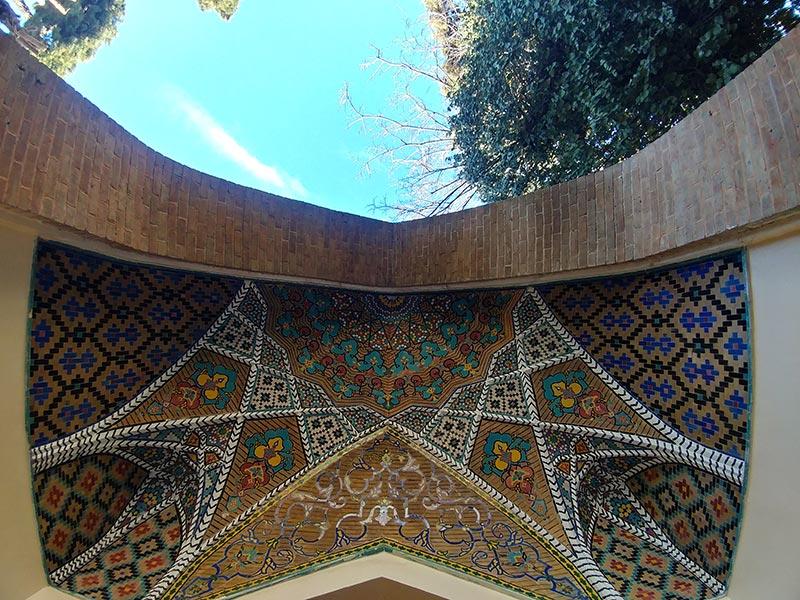 Dar al-fonoun college in Tehran