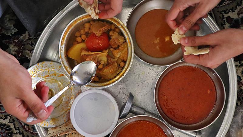 Abgoosh (Dizi), Iranian dish