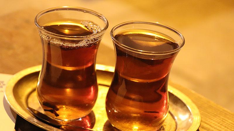 Iranian tea (Chai)