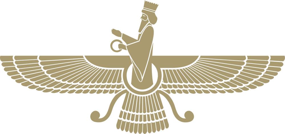 Fravashi symbol