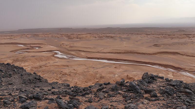 Gandom beryan Lut desert