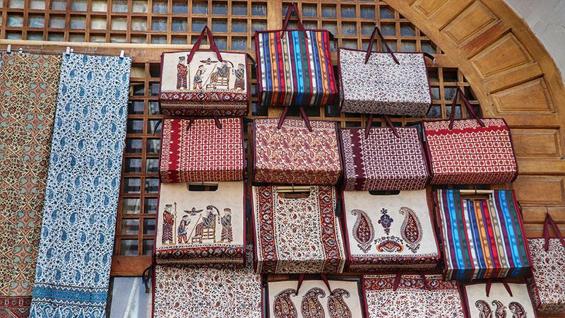 Ghalamkar handicrafts, Isfahan, Iran