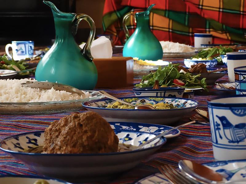 Gilani cuisine