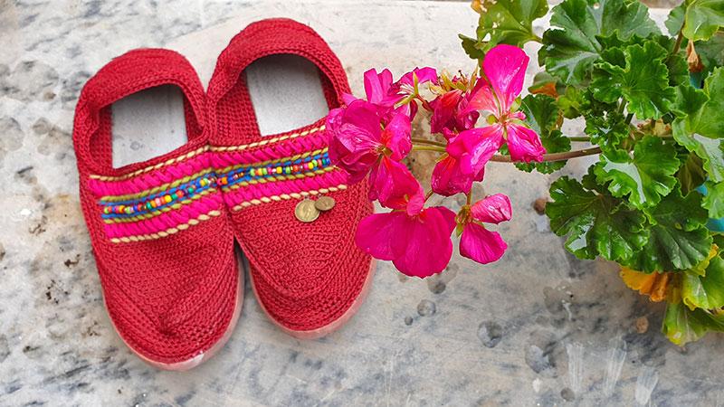 modernized giveh footwear