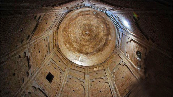 gonbad e qabus tower golestan province