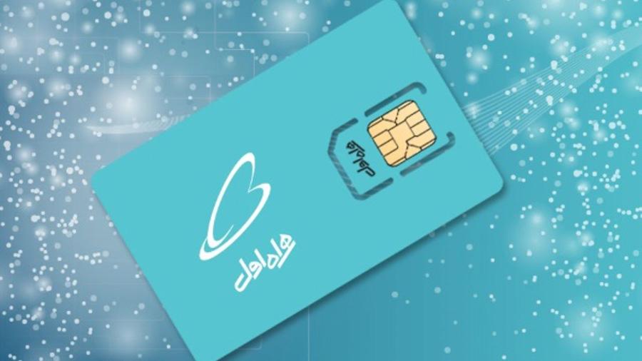 MCI (Hamrahe Aval) Sim Card