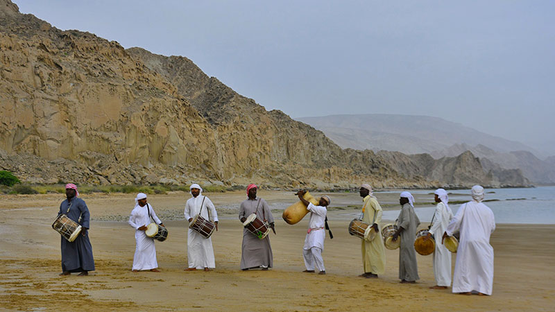 AfroIranians in hormozgan play ney anban
