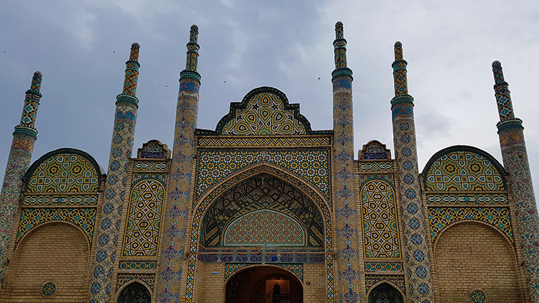 Target your Iran Family Adventure in Qazvin