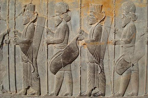 History of Iran at a Glance