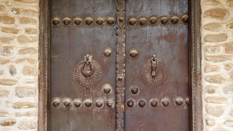 Kubeh, the Ancient Iranian Door Bell Phone