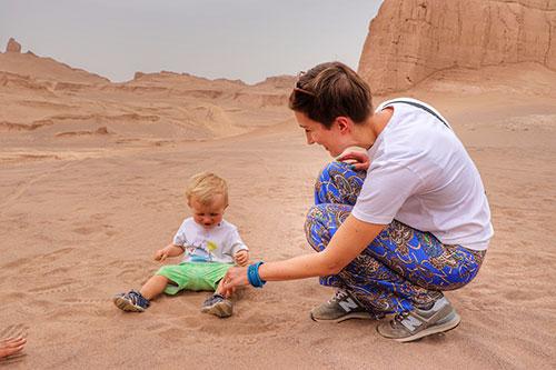 Iran Family Travel
