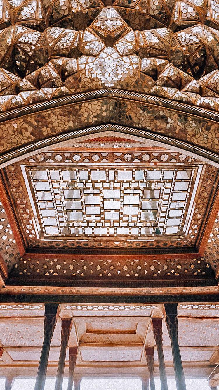 Ali Qapu mansion in Esfahan