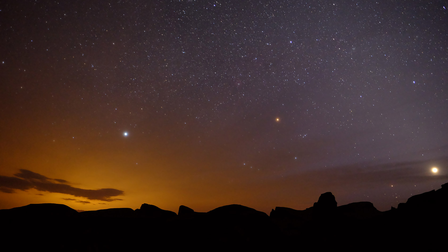 Six-day Desert Astronomy Expedition