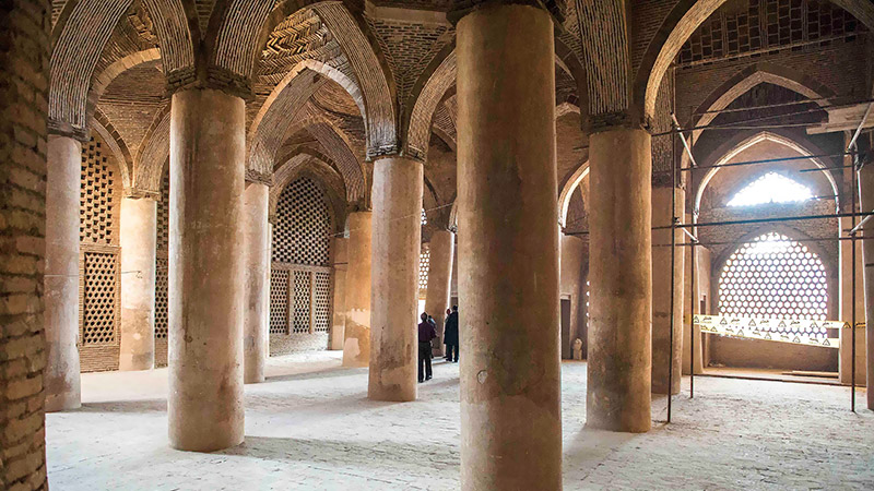 Jame mosque Isfahan