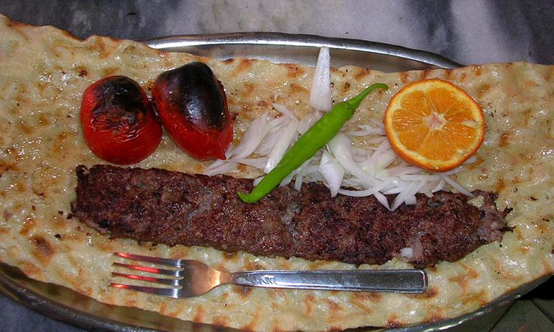 Kebab Koobideh (Marinated Grilled Meat)