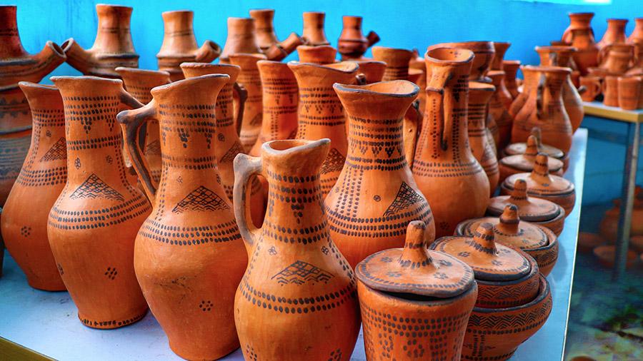 Kalpuregan pottery, Iran
