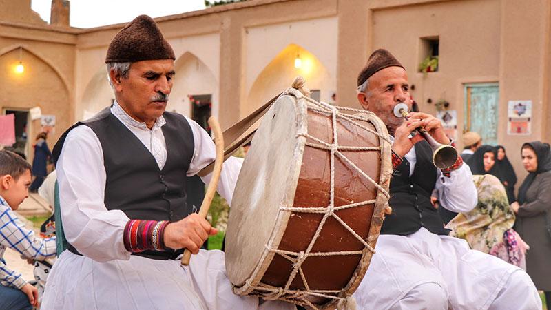 Folklore music of South Khorasan