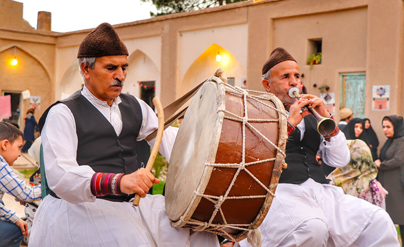 Khorasan traditional music in Iran