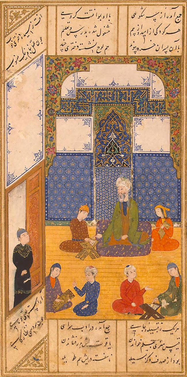 Layli and Majnun lover story