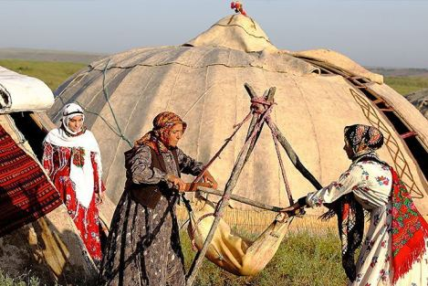 Explore Northwest Iran in Company with Shahsevan Nomads