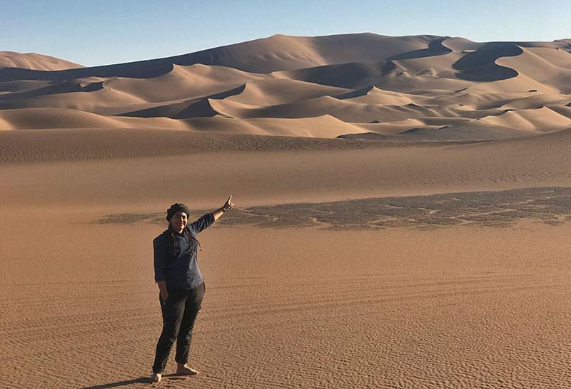 Lut desert, rig-e yalan sand sea