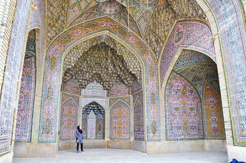 Beauty of Nasir ol-Molk Mosque