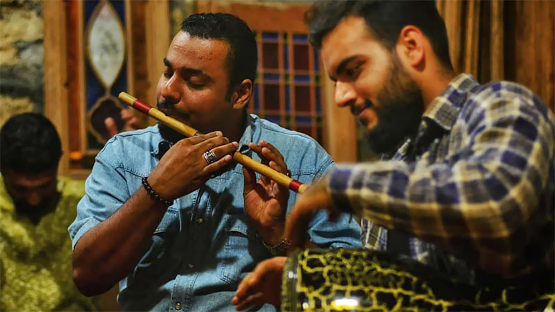 Ney, Iranian traditional music instrument