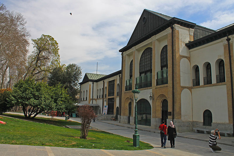 Niavaran complex, the Pahlavi royal residence