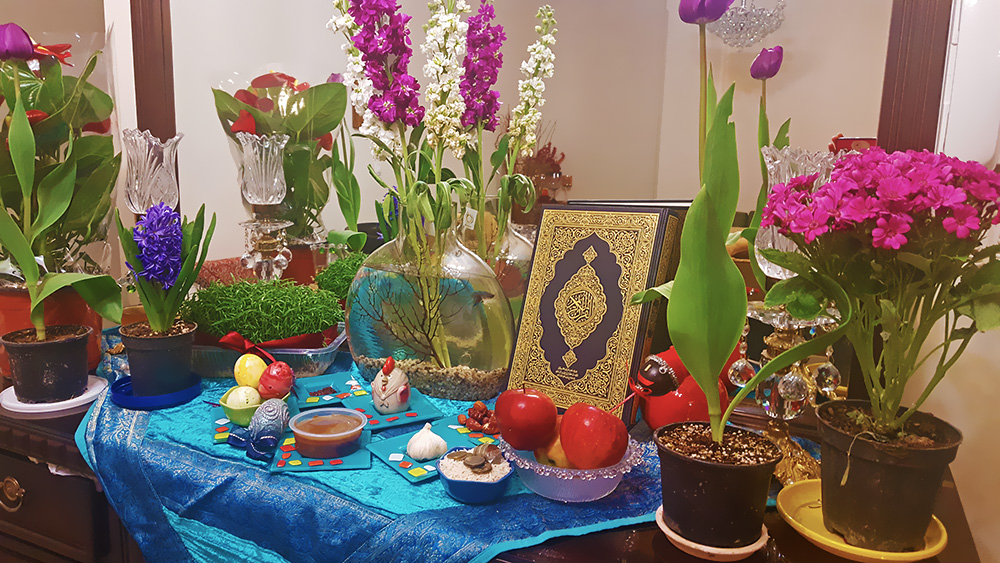 Nowruz, the Persian New Year and Symbol of Renewal