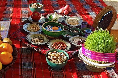 Celebrate Nowruz 1398, the Iranian New Year Eve