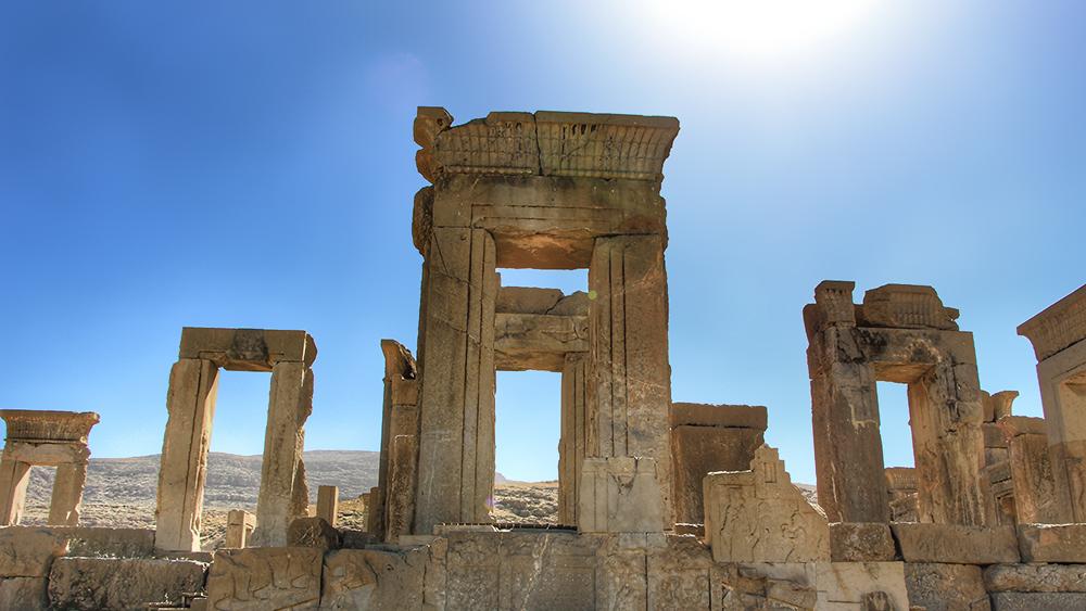 Persepolis, Naqsh-e Rustam, and Pasargadae, ancient Persia