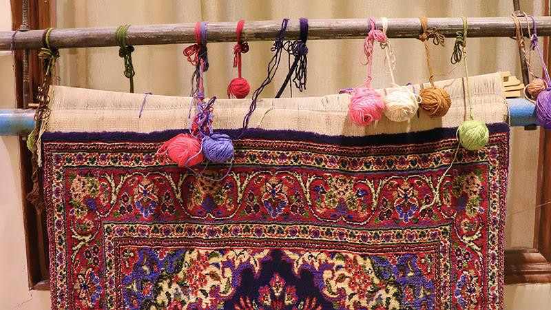 Persian carpet, Iran