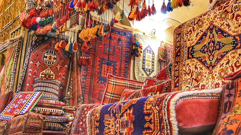 Persian rugs are considered as the best carpets in the world