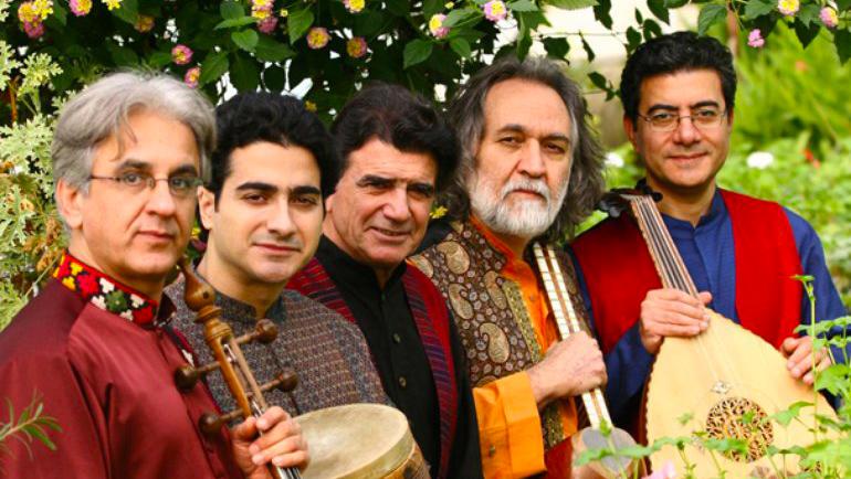persian music masters
