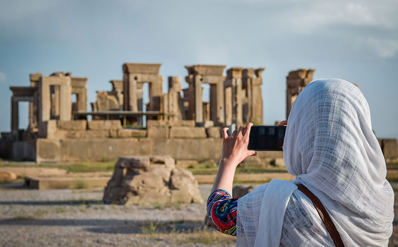 persepolis, the Achaemenid's capital